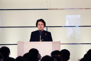 神奈川県看護師等養成機関 連絡協議会 城戸滋里会長