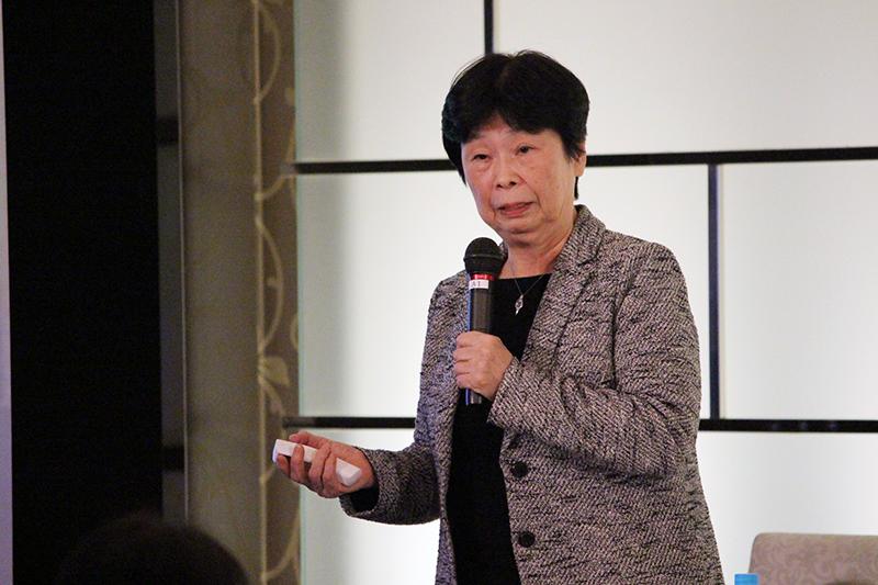 講師の池西静江先生
